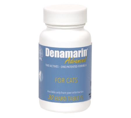 Denamarin Advanced Cat Hard Tablets