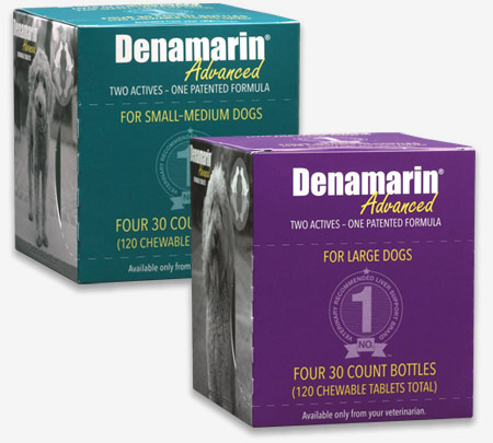Group of Denamarin Advanced products