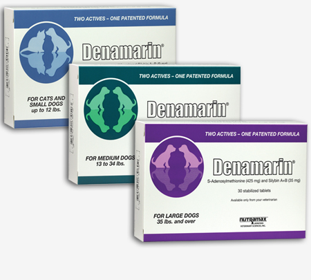 Group of Denamarin Tablet products